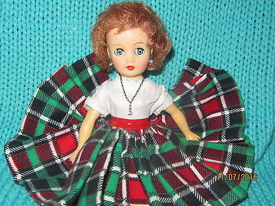 Little Miss Revlon Lookalike Vintage Doll 10 1/2 Inches with Accessories