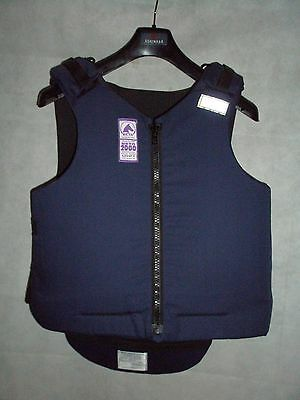 Rodney Powell Beta 2000 Navy Body Protector Level 3