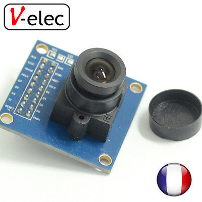 ov7670 camera module VGA auto exposure control  640X480 for arduino