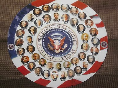Seal Of The President Of The United States  - Plate