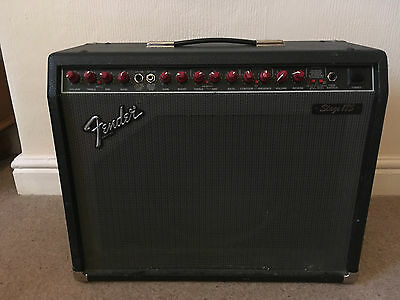 Fender Stage 185 Guitar Amplifier 150w Made in USA