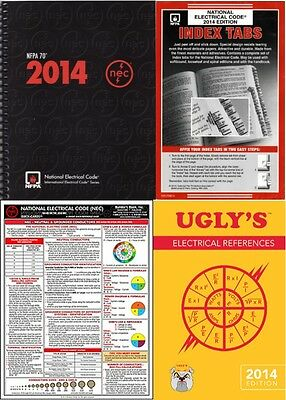 NFPA 70 : National Electrical Code (NEC), Spiral Bound, NFPA Package, 2014 Ed