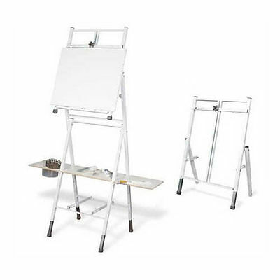 Bob Ross 2 in 1 Floor & Table Artist's Painting Easel