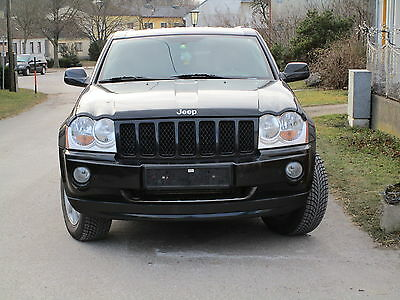 Jeep Grand Cherokee 3,0 CRDI Limited,Navi,Leder