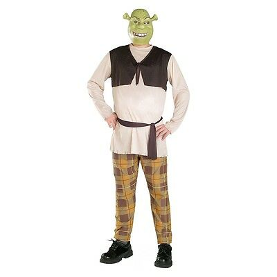 Shrek Costume Shrek Halloween Fancy Dress