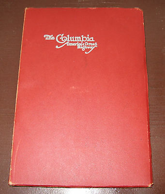 Vintage 1926 The Columbia America's Great Highway - Cascade Mts to the Sea Book