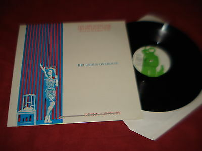"""RELIGIOUS OVERDOSE Girl with the disappearing head RARE 12"""" NEW WAVE"""