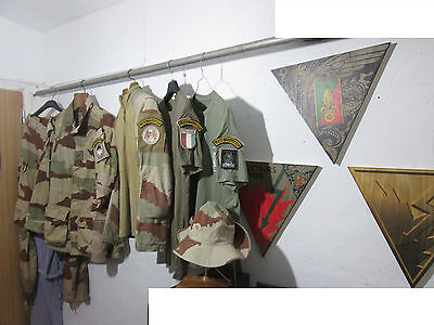 French Foreign Legion Etrangere 2 REP- 4 cie-uniform combat regulary-desert