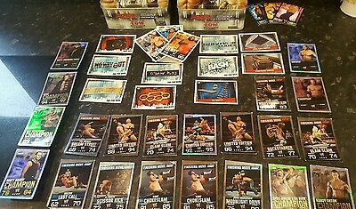 wwe slam attax trading cards and tins