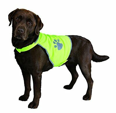 Trixie Safety Dog Vest - Reflective - 5 Sizes - For Night Time Walks