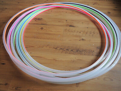 Polypro Hula Hoop - Collapsible / travel dance hoop 26/28/30/32/34/35/36 inch