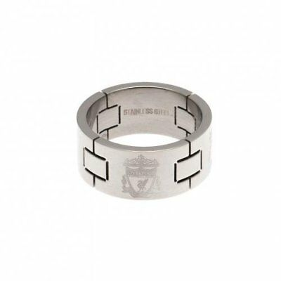 Liverpool F.C. Link Ring Medium Official Merchandise NEW