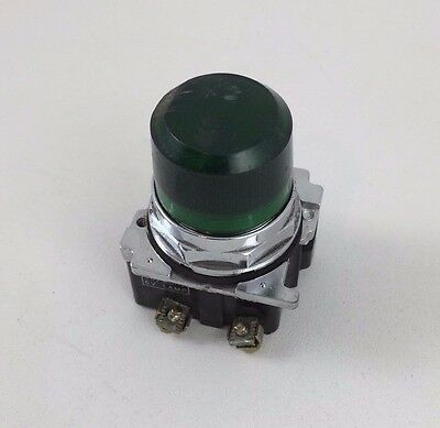 Cutler-Hammer Green Pilot Light120 VAC 30MM 10250T181LGP06