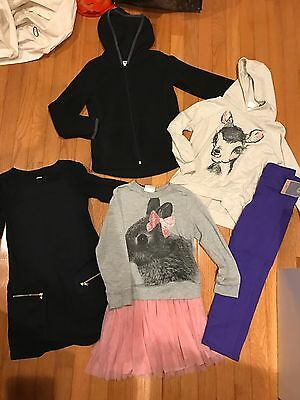 Girls Clothing LOT size 6/7 - Gap, Old Navy & More
