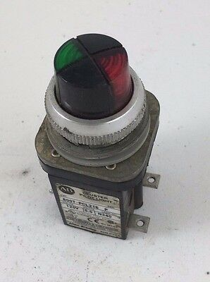 Allen-Bradley Multicolored Cluster Pilot Light 800T-PCL216 120VAC 800TPCL216