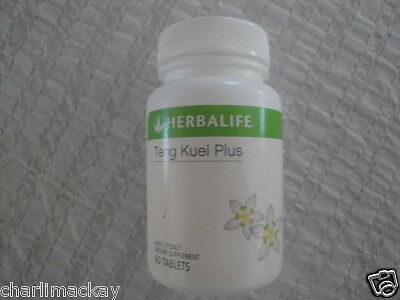 Herbalife Tang Kuei x 1 Bottle 60 Tablets New & Sealed EXP: 2/2018