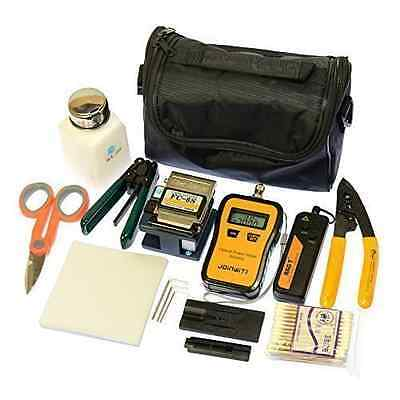 Fiber Optic Ftth Tool Kit Fc-6s Fiber Cleaver Optical Power Meter 10mw Pen-type