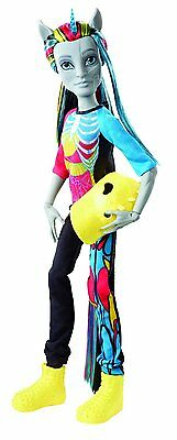 Monster High Freaky Fusion Neighthan Rot New