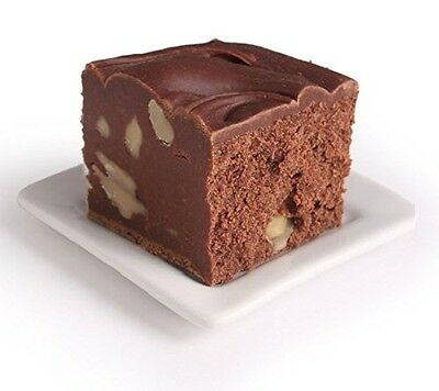 Made In Oregon Brigittine Monastery Gourmet Fudge with Nuts, Full 1 lb in Gift