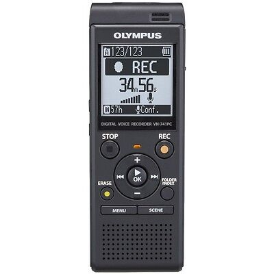 Olympus Digital Voice Recorder 4GB with Built-in USB Brand New