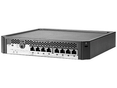 HP Procurve 8-Port Gigabit Network Switch J9833A PS1810-8G Networking