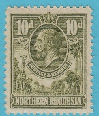 Northern Rhodesia 9 Mint Never Hinged Perfect Og Superb !