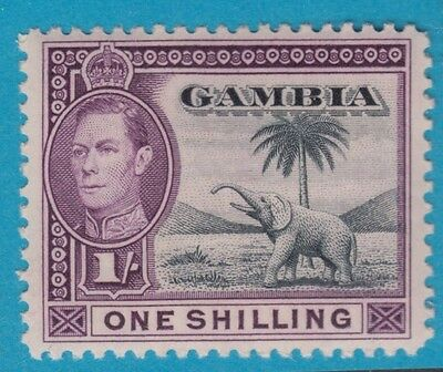 Gambia 138* Mint Hinged Og Very Fine !