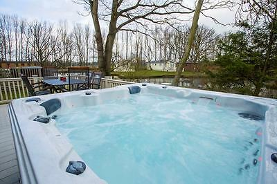 Luxury Self Catering Hot Tub Holiday Lodges Near York City - North Yorkshire