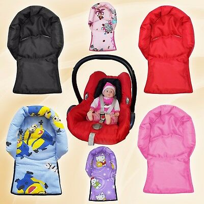 Infant Baby Toddler Car Seat Stroller Travel Head Support Pillow Universal