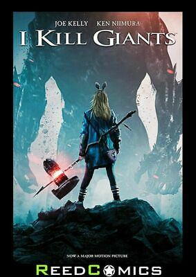 I KILL GIANTS FIFTH ANNIVERSARY EDITION GRAPHIC NOVEL Paperback Collects #1-7