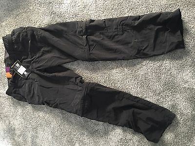 Ladies lightweight Hiking trousers size 10