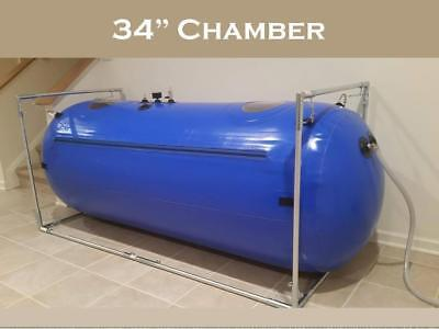 34 Inch Hyperbaric Chamber Oxygen Therapy for Brain Health