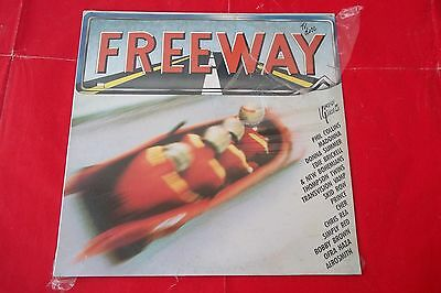 Lp Freeway Compilation 1989 Wea Phil Collins-Madonna- Donna Summer-Cher.. Sealed