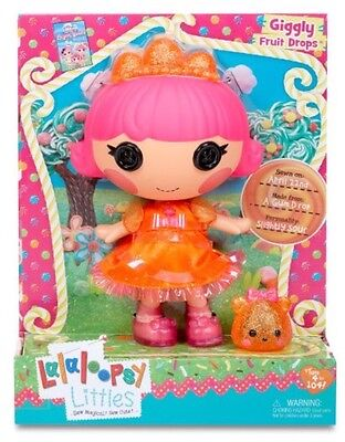 Lalaloopsy Sugary Sweet Littles Giggly Fruit Drops Doll