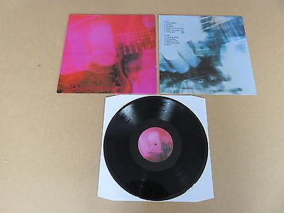 MY BLOODY VALENTINE Loveless CREATION LP VERY RARE 1991 UK ORIGINAL 1ST PRESSING