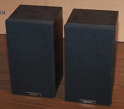 Dynaco A-10 OPTIONS Stereo Speakers Need foaming.