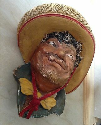 Vintage Bossons Head Mexican