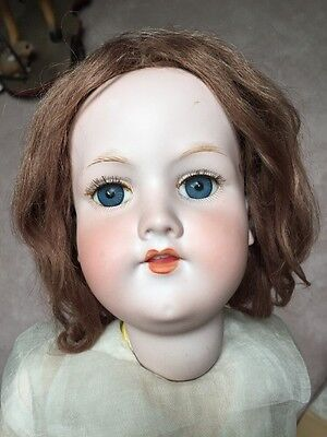 23 inch German Doll Armand Marseille Bisque Head Composition /Body #390 A8M