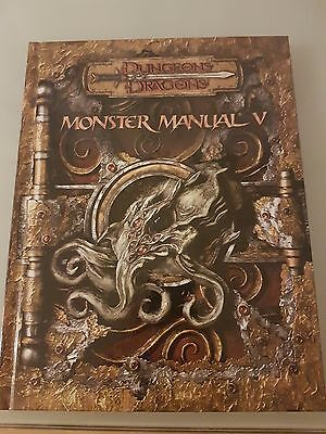 Dungeons & Dragons 3.5 Monster Manual 5