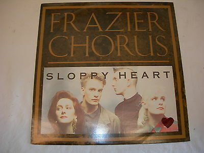 "Frazier Chorus - Sloppy Heart (Full Version) - 12"" Single - Virgin VST1192"