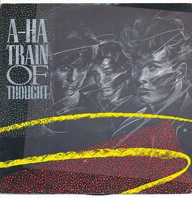 "A-Ha - Train Of Thought - 12"" Vinyl Single"