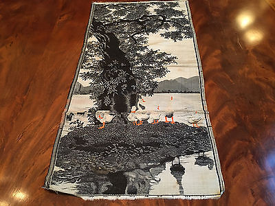 A  Rare Chinese Antique Textile Panel.