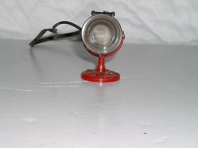 MARX  #0405 spot (flood/search) light -  pedistal mounted