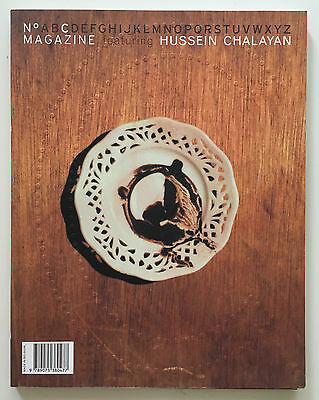 NºC Magazine featuring Hussein Chalayan (A Magazine Curated By)