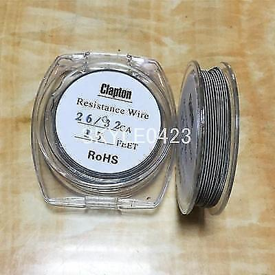 Clapton Wire 24/32 GA and 26/32 5 M Spool