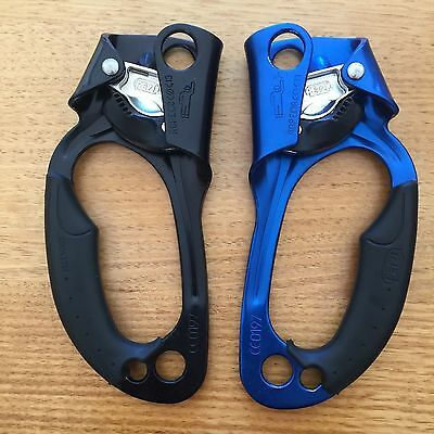 Petzl Ascension Left and Right Handed Climbing Ascenders