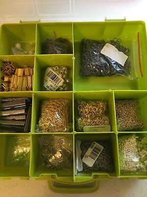 Jewellery Findings with Storage Box