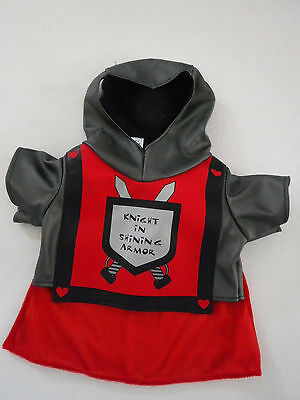 Build A Bear Clothing  Knight In Shining Armour Outfit Excellent