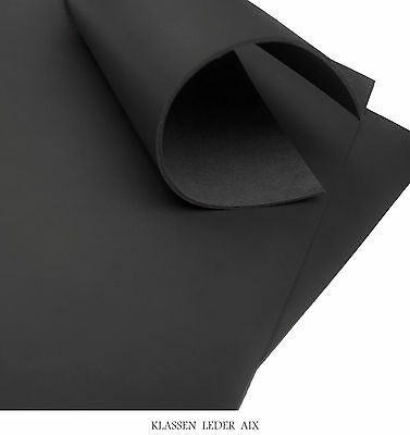 Buffalo Leather Grey Anthracite 2,5 mm Thick A3 Real Cowhide Croupon 149