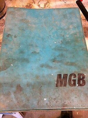 mgb workshop manual